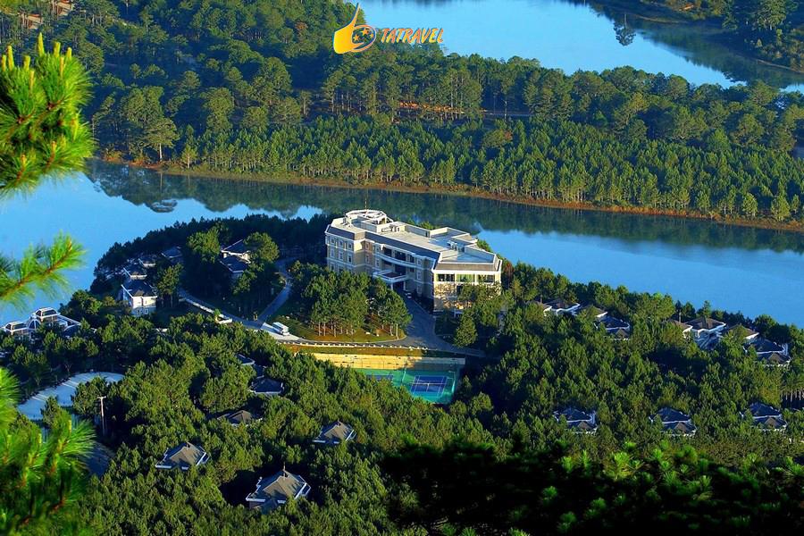 Dalat Edensee Lake Resort và Spa