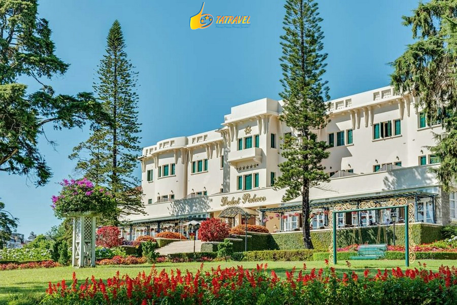 Khách sạn Dalat Palace Heritage Luxury tại Đà Lạt