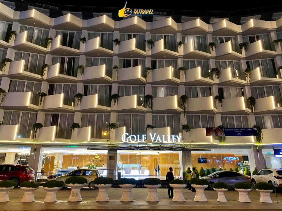 Khách sạn Golf Valley Đà Lạt