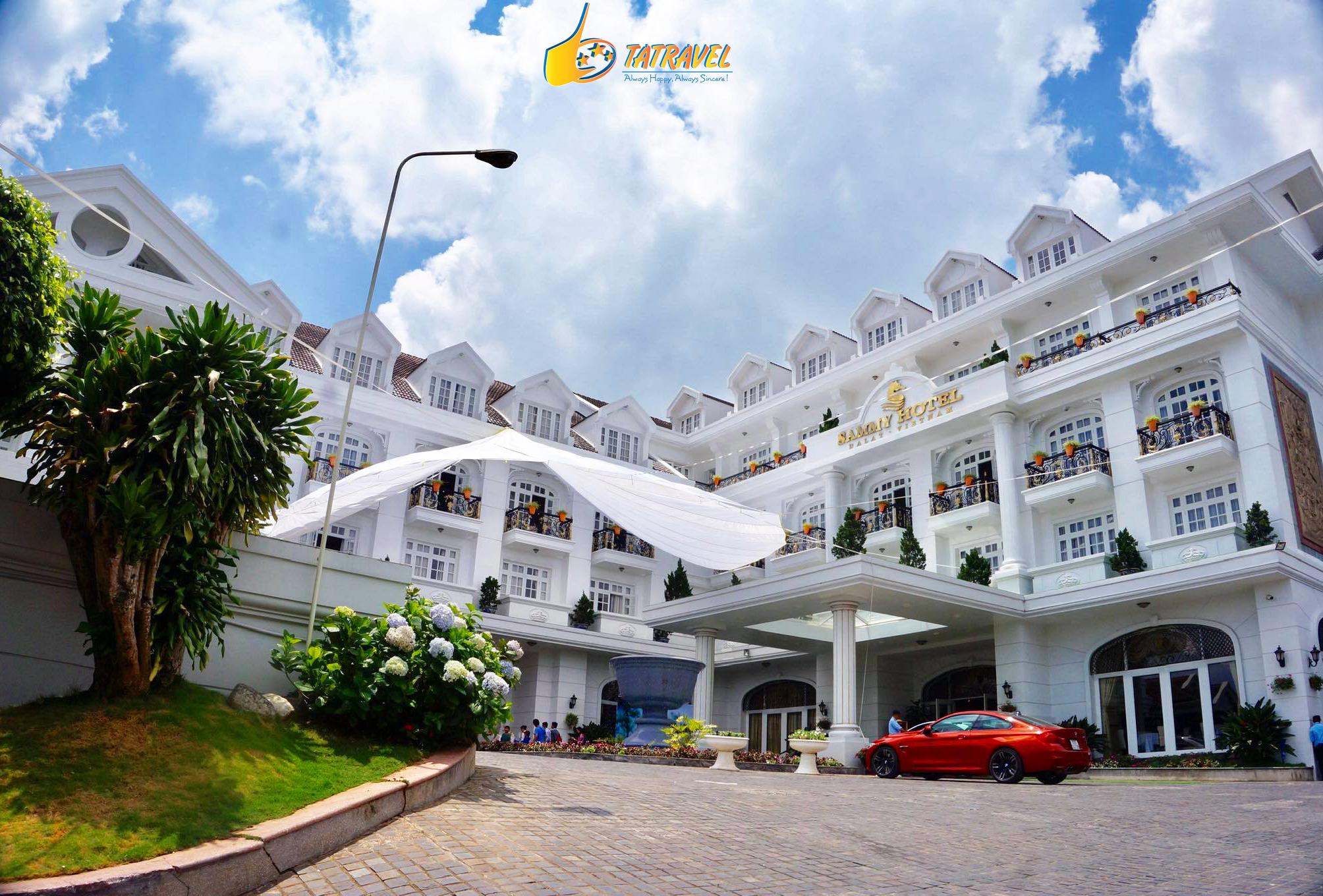 Các khách sạn 4 sao đẹp nhất Đà Lạt