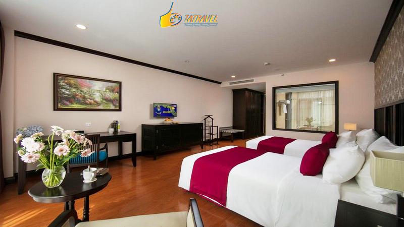 Review khách sạn Swiss Belresort Tuyền Lâm Đà Lạt