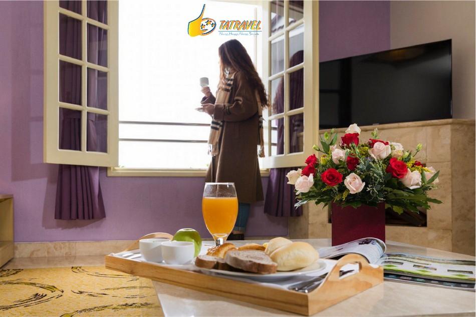 Khách sạn TTC Hotel Premium Ngọc Lan Đà Lạt