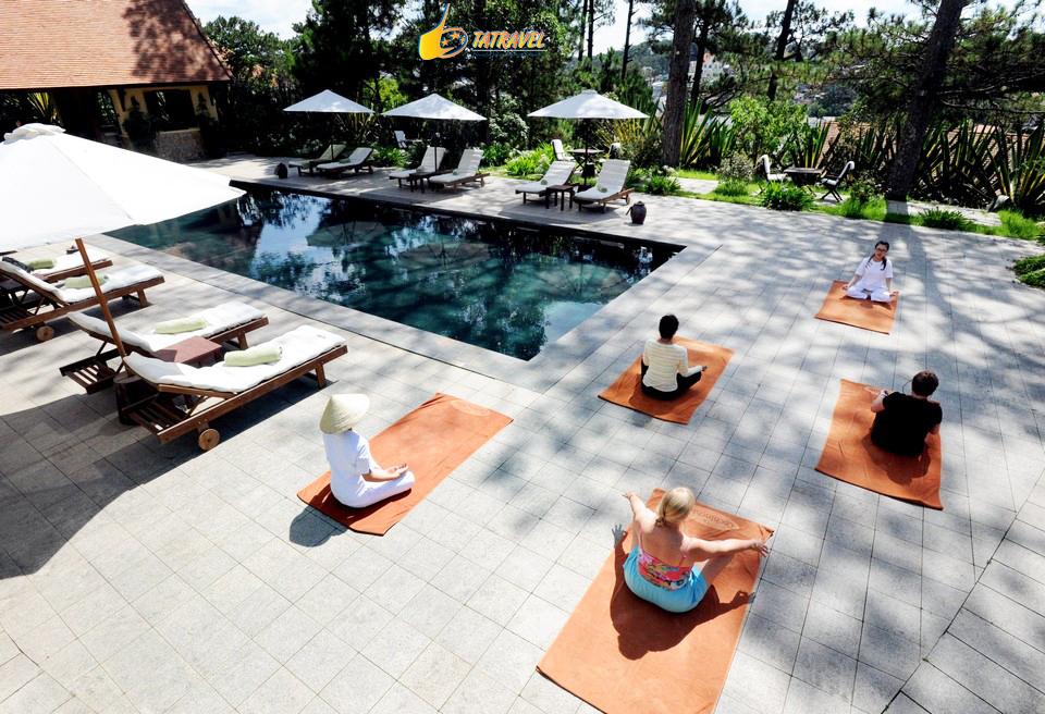 Khu nghỉ dưỡng Ana Villas Dalat Resort và Spa