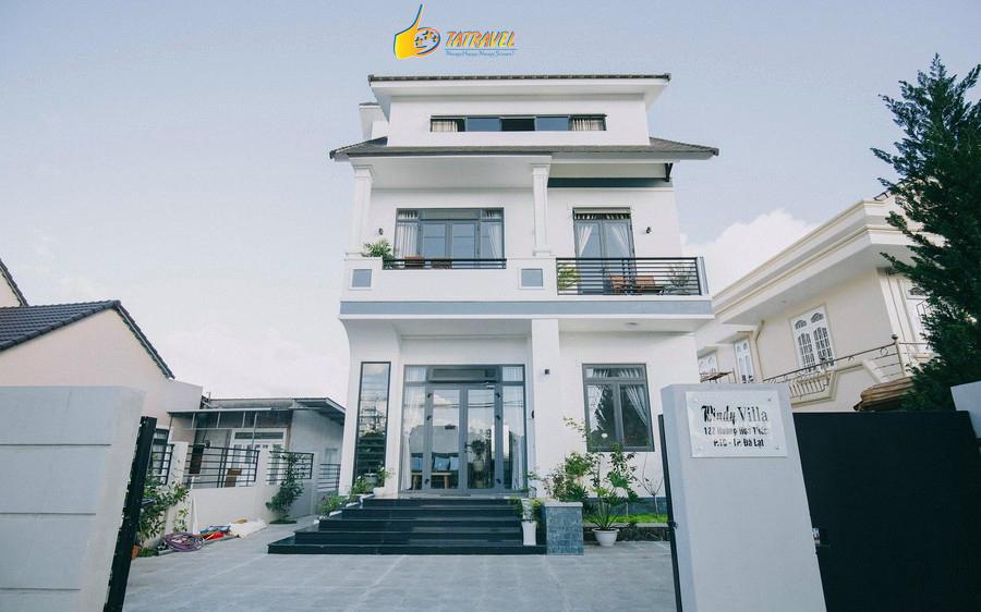 Top 10 biệt thự cho thuê nguyên căn đẹp nhất ở Đà Lạt
