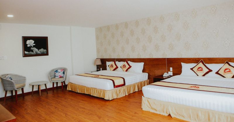 Khách sạn Phương Nam Mimosa Đà Lạt