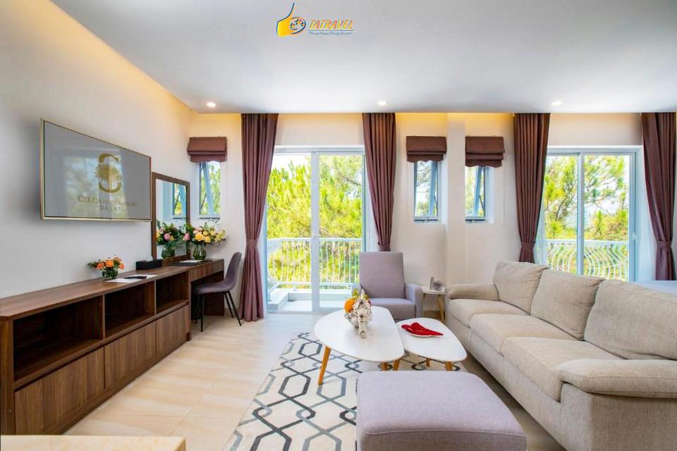 Cereja Hotel và Resort Dalat