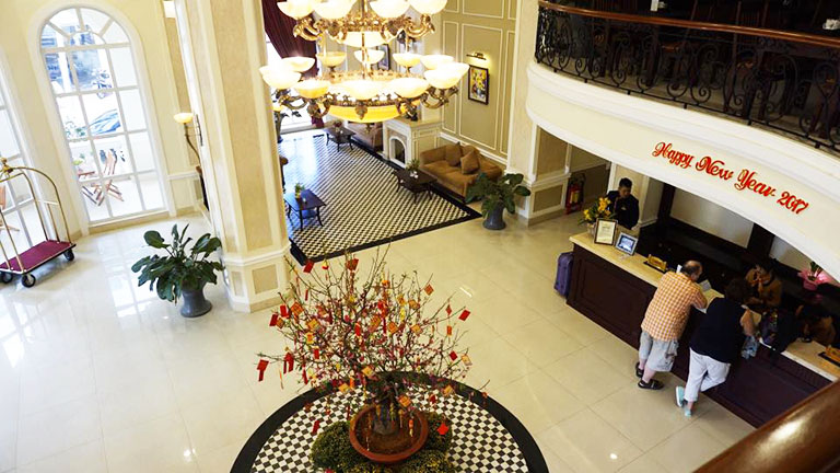Khách sạn Iris Đà Lạtd