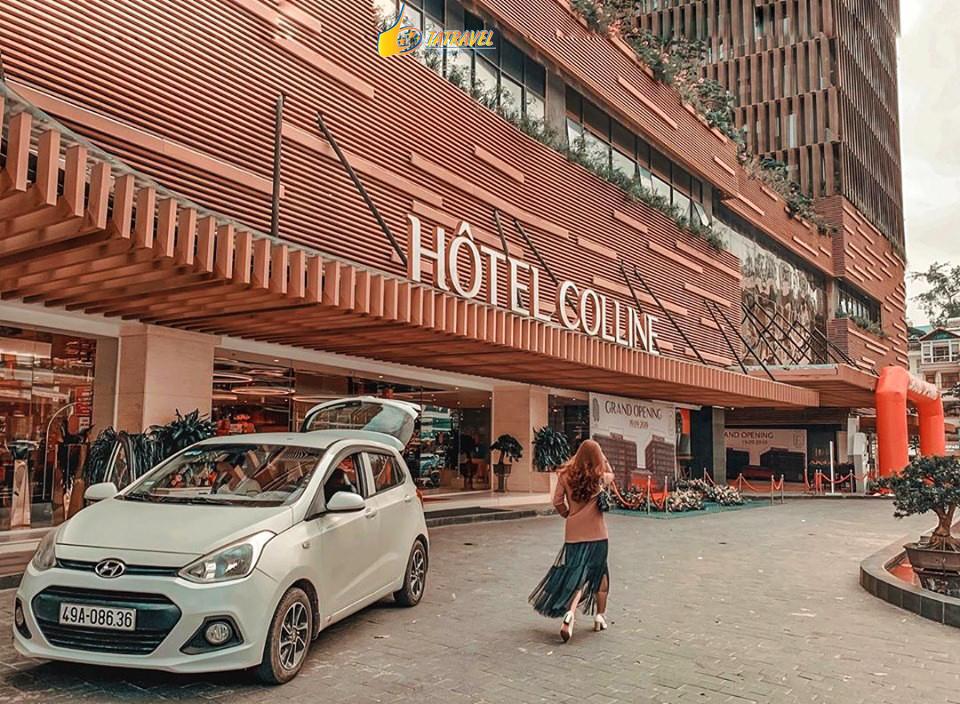 Khách sạn Colline Đà Lạt