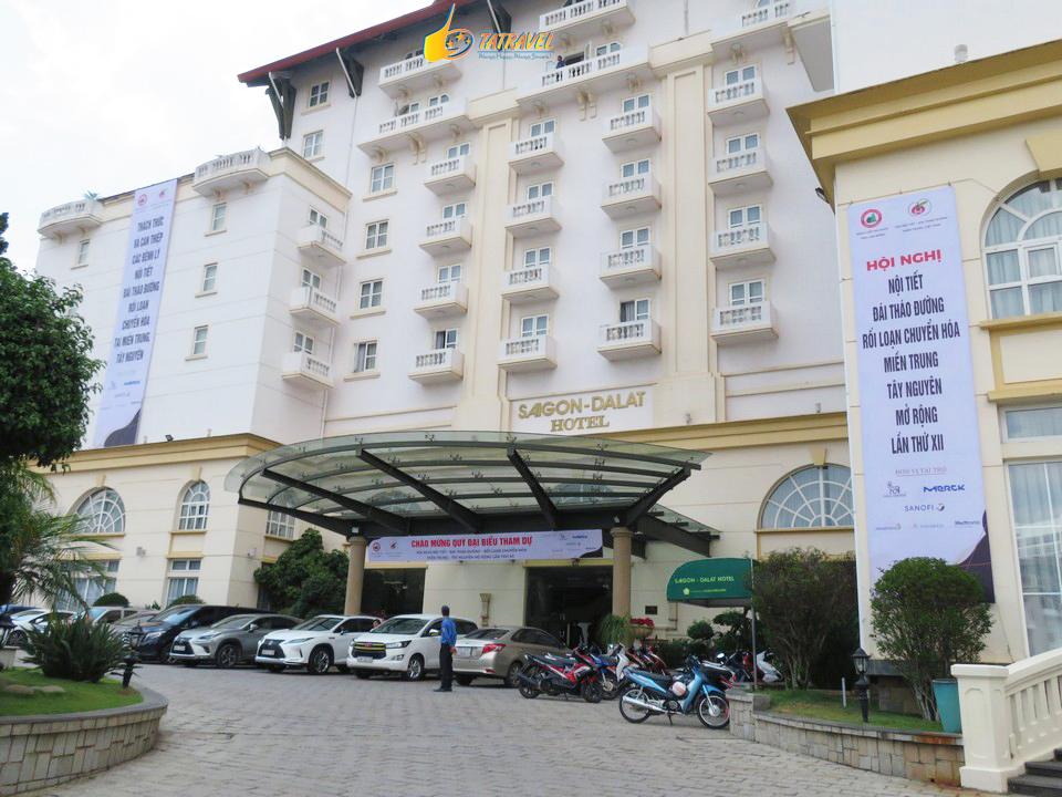 Gọi tên khách sạn Sài Gòn Đà Lạt